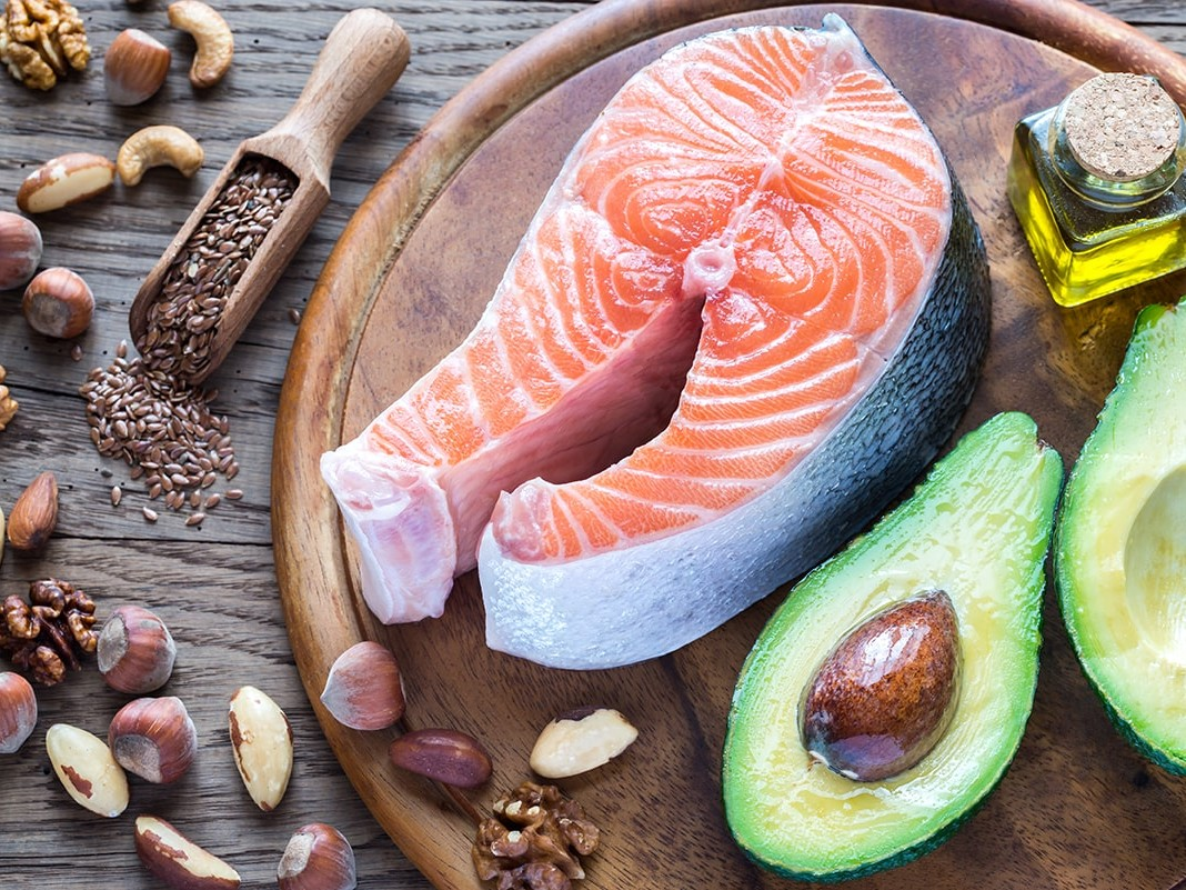 Foods with Omega 3s