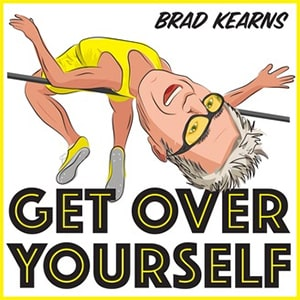 Get Over Yourself Podcast Cover