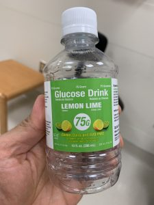 75 gram glucose drink